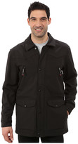 Roper Solid Black Softshell Barn Jacket