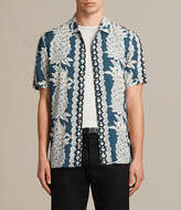 AllSaints Ananas Short Sleeve Shirt