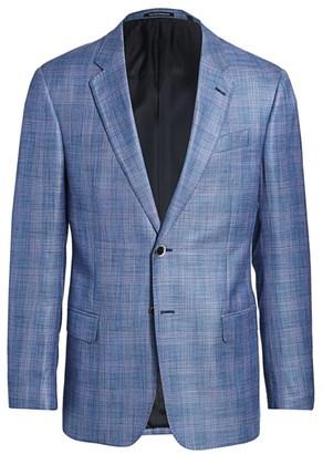 Emporio Armani Herringbone Sport Coat