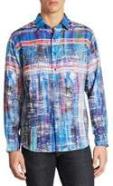 Robert Graham Calabasas Linen Shirt