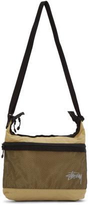 Stussy Tan Light Weight Bag
