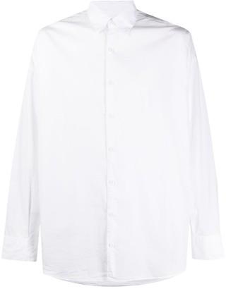 Costumein Plain Button Shirt