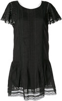 Diesel shift pleated dress