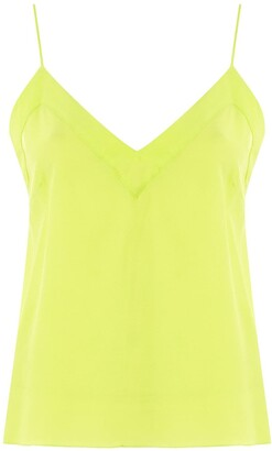 Eva Silk Tank Top