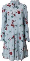 Valentino floral dress - women - Silk - 42