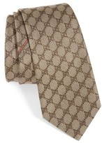 Gucci Men's Arend Silk Jacquard Tie