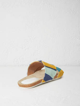 White Stuff Susi Footbed Sandal