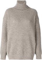 Stella McCartney turtle neck sweater - women - Cashmere/Wool - 38