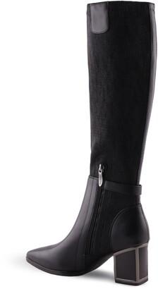 AquaDiva Ivey Waterproof Knee High Boot