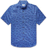 Club Monaco Slim-fit Button-down Collar Cotton Shirt
