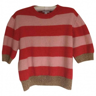 Topshop Tophop Red Knitwear for Women