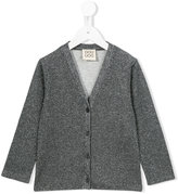 Douuod Kids metallic cardigan