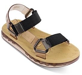 Melissa Women's Papete + Rider Strappy Sandals