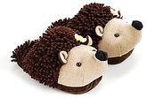 Aroma Home Fuzzy Friends Hedgehog Slippers