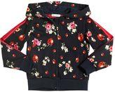 Dolce & Gabbana Floral Ladybug Print Cotton Sweatshirt