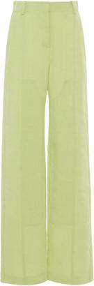 Jacquemus Le Pantalon Santon Wide Leg Trousers
