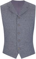 Gibson Blue Donegal Vest