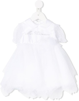 Miss Blumarine Tulle Tutu Dress
