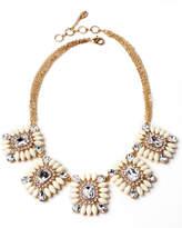 Amrita Singh Crystal & Resin Necklace