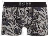 Hugo Boss Stretch-cotton trunks in a graphic print