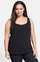 Nic+Zoe Plus Size Women's 'Modern Perfect' Knit Tank