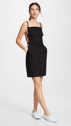 Eve Denim Fabienne Apron Dress