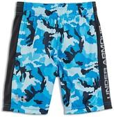 Under Armour Boys' Camo Eliminator Shorts - Little Kid