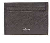 Mulberry Grained-leather card holder
