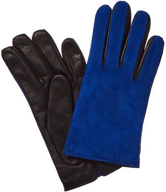 Portolano Suede & Leather Glove