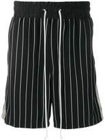 Daniel Patrick striped track shorts