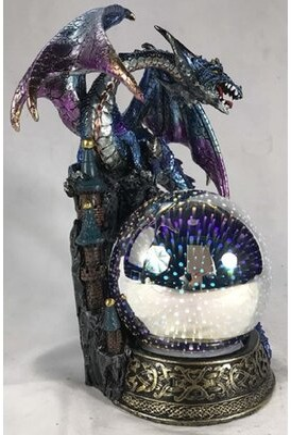 Dragon Optical Optic Globe Night Light FC Design