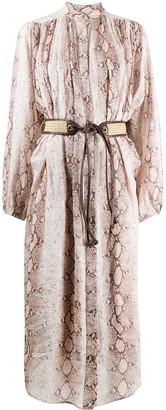 Zimmermann Bellitude batwing dress