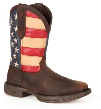 Durango Rebel Patriotic Cowboy Boot