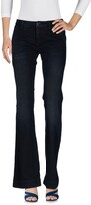 Care Label Denim pants - Item 42609031