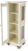 Mackenzie Childs MacKenzie-Childs Courtly Check Apothecary Cabinet