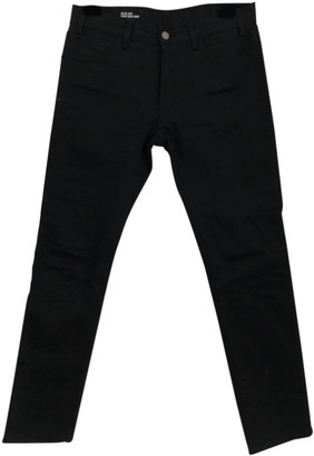 Celine Black Cotton - elasthane Jeans