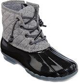 Seven7 SEVEN 7 Seven 7 Goose Womens Waterproof Slip Resistant Rain Boots