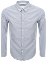 BOSS GREEN C Buster Shirt Grey