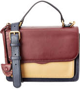 Rebecca Minkoff Small Leather Top Handle Crossbody