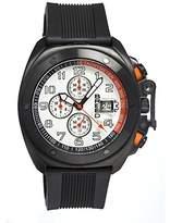 Breed Men's BRD4603 SANDER Silver Watch