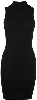 Firetrap Blackseal Met Bodycon Dress