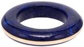 Lapis 14kt Yellow Gold Lazuli Ring