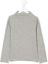 Bellerose Kids - raw hem jumper - kids - Cotton - 3 yrs