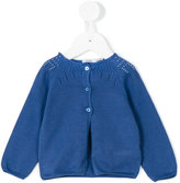 Knot - ajours cardigan - kids - Coconut - 1 mth