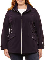 Free Country Lightweight Softshell Jacket-Plus
