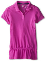adidas Kids CLIMALITE® Advance Pique S/S Polo (Big Kids)