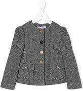 Dolce & Gabbana herringbone jacket - kids - Cotton - 4 yrs
