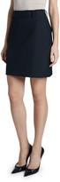 Balenciaga Fitted Mini Skirt
