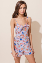 Yumi Kim Eyes On Me Silk Romper