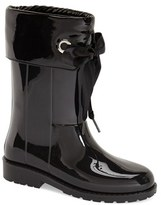 Igor Toddler Girl's 'Campera Charol' Rain Boot